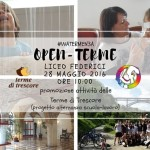 Invito Open Terme